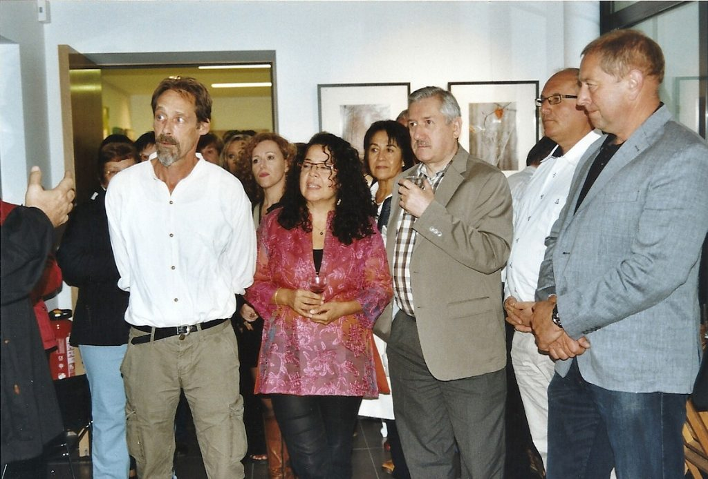 3 artistes 3 expressions Opening